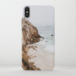 malibu coast / california iPhone Case