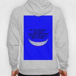 funny quote friend or foe Hoody