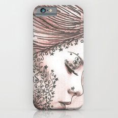 Flower Face  iPhone 6s Slim Case
