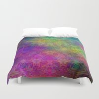 christ Duvet Covers featuring Christ by RingWaveArt