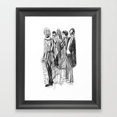 20170226 Framed Art Print