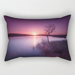 Broad Pool North Gower Rectangular Pillow