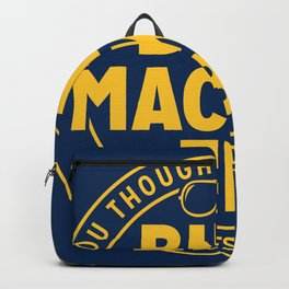 BURT FBI MACKLIN Backpack