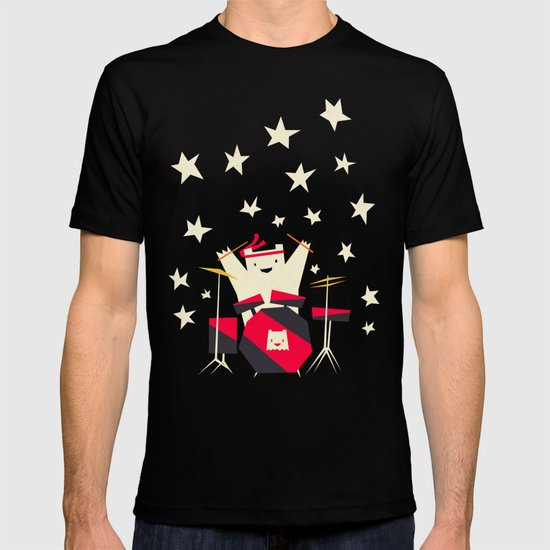 hit the drums!  T-shirt