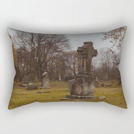 Centralia, Pennsylvania Cemetery Rectangular Pillow