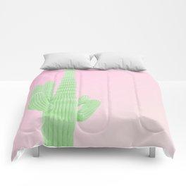 Cactus Pink Comforters