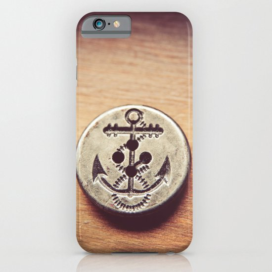 Anchor's Aweigh  iPhone & iPod Case