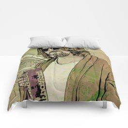 Dude Lebowski Comforters