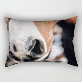 Sissy's Snout Rectangular Pillow