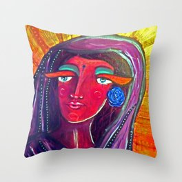 Faith Throw Pillow