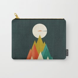Life is a travel Carry-All Pouch