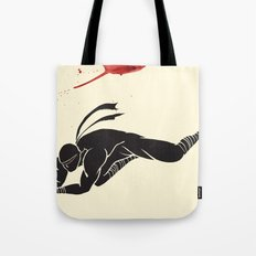 Ninja! Heads will roll! Tote Bag