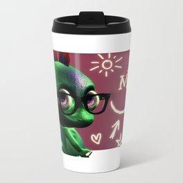 Dino Sookie Metal Travel Mug