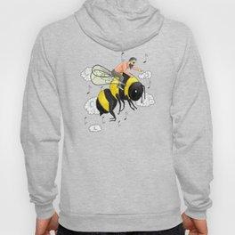 Flight of the Bumblebee by Nicolai Rimsky-Korsakov. Hoody