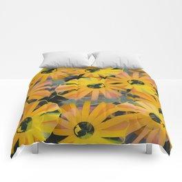 Pine Sunflower Sirocco Comforters