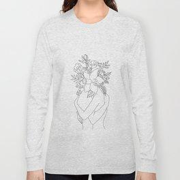Blossom Hug Long Sleeve T-shirt