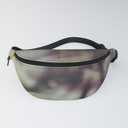 Blured peony Fanny Pack