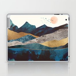 Blue Mountain Reflection Laptop & iPad Skin