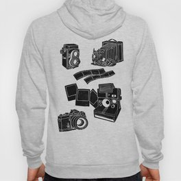 Weapons Of Mass creation - Photography (block print) Hoody