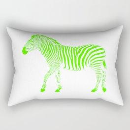 Zebra 12B Rectangular Pillow