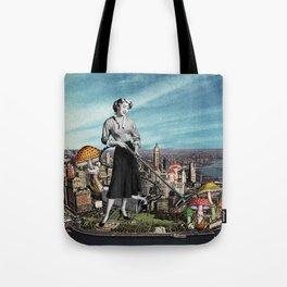 Spore Collector Tote Bag