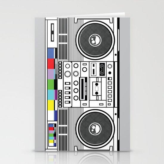 1 kHz #3 Stationery Cards
