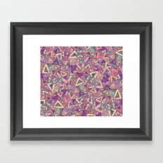 Try This Angle Framed Art Print