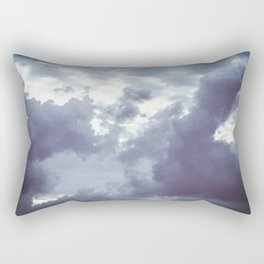 The Beauty of the Storm Rectangular Pillow