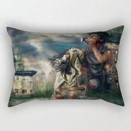 I Don't Belong Here Rectangular Pillow