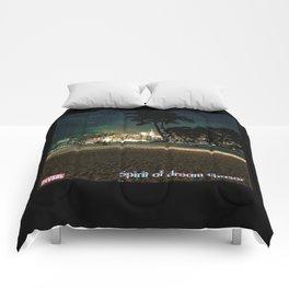 INVSBL: spirit of dream chaser Comforters