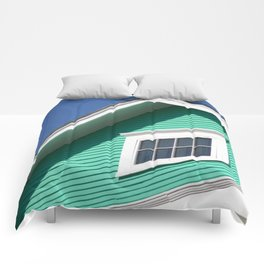 Green House Comforters