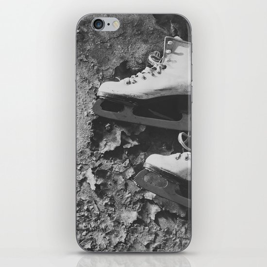 Forgotten Skates iPhone & iPod Skin
