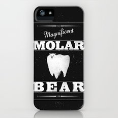 Molar Bear (Gentlemen's Edition) iPhone (5, 5s) Slim Case