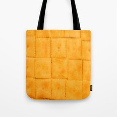 Cheese Crackers Galore Tote Bag