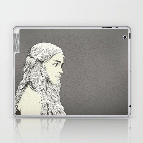 D T Laptop & iPad Skin