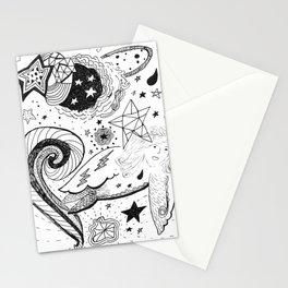 Cosmic Lady Bird Stationery Cards