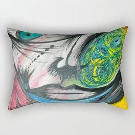 Extra-Terres-TRIAL Rectangular Pillow