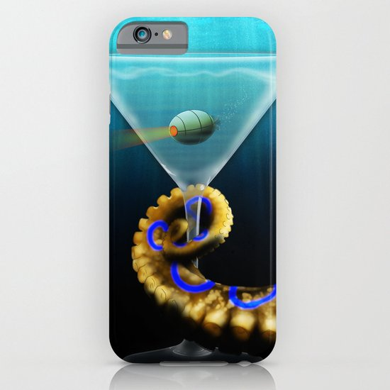 The Briny Deep iPhone & iPod Case