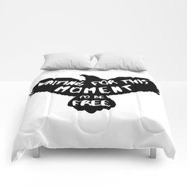 Black Bird Comforters