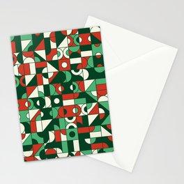 Geometric Pattern N02 Stationery Cards