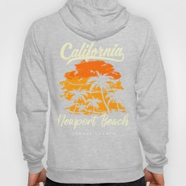 Newport Beach California Hoody