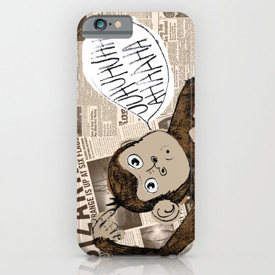 Bizarro Monkey iPhone & iPod Case