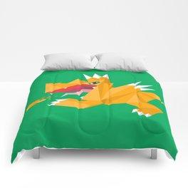 AGUMON Comforters