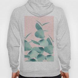 Eucalyptus Leaves Green Blush #1 #foliage #decor #art #society6 Hoody