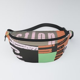 Election Day 6 Fanny Pack