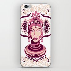 Aminata iPhone & iPod Skin