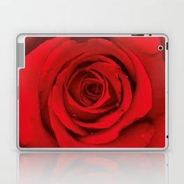 Lovely Red Rose Laptop & iPad Skin
