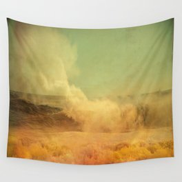I dreamed a storm of colors Wall Tapestry