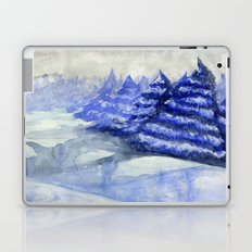 Fictional Landscape II Laptop & iPad Skin