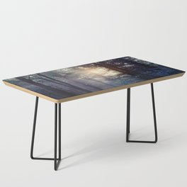 A walk in the forest Coffee Table